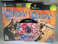 Otogi: Myth of Demons (Microsoft Xbox, 2003) CIB Complete Tested and Working!