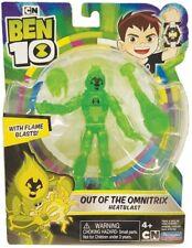 Ben 10 - Out of the Omnitrix - Heatblast Action Figure - Brand New - 76155