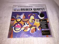 Dave Brubeck Quartet Time Out  Lp 200g 33rpm Analogue Productions