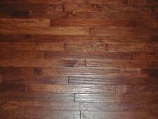 Colter Hand Scraped Plank Engineered Hickory Wood Flooring