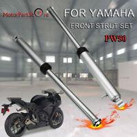 Tubes De Fourche pour PW50 Yamaha PIWI 50cc ROUGE Peewee 50