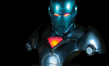 STEALTH IRON MAN~LEGENDARY SCALE BUST~LE 1500~MARVEL~SIDESHOW~MIB