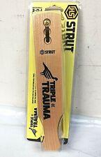 Hunters Specialties 100007 Strut Triple Trauma Wood Turkey Box Call - 0C_38