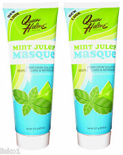 Queen Helene MINT JULEP FACIAL MASQUE Cleans & Refreshes skin 2 - 8 oz.