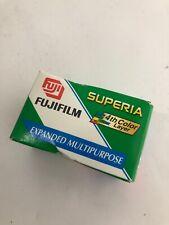Film Photography FUJI COLOR SUPERIA expanded multi PURPOSE 24 400 EXP 03/02