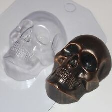 """Skull"" plastic soap mold soap making mold mould halloween"