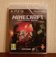 Minecraft: PlayStation 3 Edition (Sony PlayStation 3, 2014) - New & Sealed