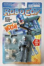 VINTAGE RARE 1993 ROBOCOP ELECTRONIC FIGURE FLIGHT PACK TOY ISLAND NEW SEALED!