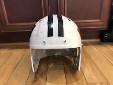 Riddell Revo SPEED Football Helmet - White SHELL ONLY - Adult Large