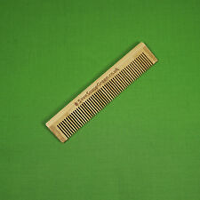 Plastic free Bamboo eco comb. natural hair care