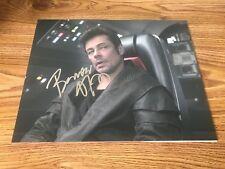Benicio Del Toro Autographed 11x14 Photo Star Wars The Last Jedi