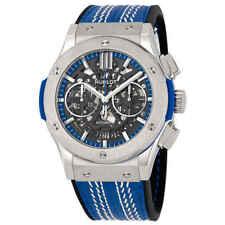 Hublot Aerofusion Chronograph Automatic Titanium Limited Edition Men's Watch