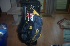 Brand New Wilson Ionix Light stand bag black / Yellow
