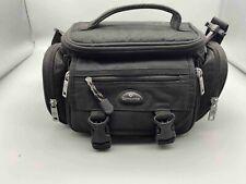 Samsonite Canvas / Nylon  Camera Bag - Padded -  Multi Compartments