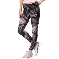 New IDEOLOGY Women's Full Length Printed Cotton Leggings Pants Yoga Active XXL