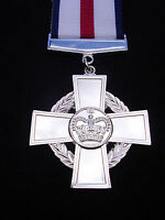 BRITISH ARMY,SAS,RAF,RM,SBS - Conspicuous Gallantry Cross Military Medal+Ribbon