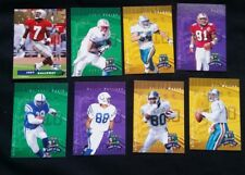 1997 Playoff First & Ten Football Trading cards lot 8