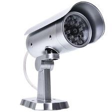 SV 18 Fausse IR DEL Rouge Clignotant DEL Emulational Dummy CCTV caméra de sécurité nouveau
