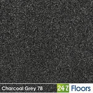 Carpet Cheap Liberty Carpet Budget Carpets Twist Feltback ONLY £4.99/m² Grey