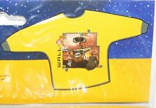 DISNEY PIXAR - WALL-E KIDS ART SMOCK with WALL- E on the front BNIP