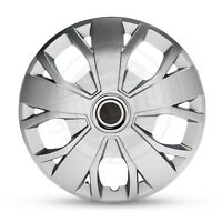 "16"" WHEEL TRIMS FOR FORD FOCUS, FIESTA, FUSION SET OF 4 BRAND NEW HUB CAPS"
