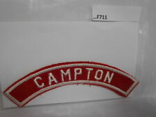 CAMPTON RED & WHITE CITY STRIP  F711