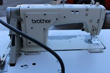 Brother Industrial Sewing Machine W/ Table and Lamp #2