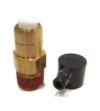 "Annovi Reverberi THERMAL RELEASE VALVE TTP140 3/8"" MPT for Pressure Washer Pump"