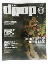 """""""GREEN BERET"""" THE DROP MAGAZINE, SUMMER 2012 ISSUE, SPECIAL FORCES ASSOCIATION"""