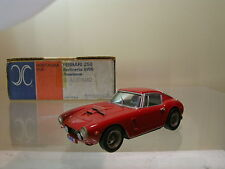 AMR FRANCE NOSTALGIIA DUE FERRARI 250 SWB BERL.1961 RED HANDBUILT SCALE 1:43