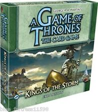 A GAME OF THRONES DELUXE EXPANSION KINGS OF THE STORM