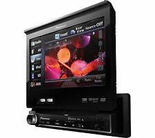 Pioneer avh-5200bt DVD autorradio con Bluetooth DivX TFT multimedia Top