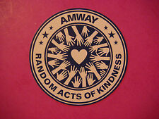 Business Card * AMWAY: Random Acts of Kindness ~ Grassroots Campaign, Good Deeds