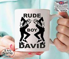 Personalised Mug SKA MOD TWO TONE Gift Birthday Gift Idea Christmas Gift Present