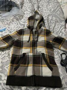 kirra flannel sperpa lined jacket