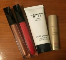 Estée Lauder Beauty Lot: Pure Color Envy Gloss, Modern Muse Lotion, Wake Up Balm