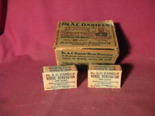 Antique Dr. Daniels Horse Renovator Veterinary Medicine