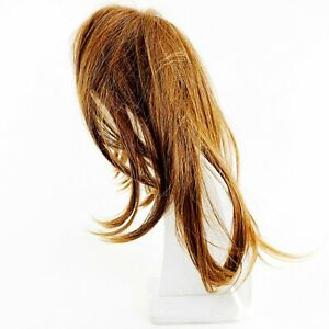 """Raquel Welch 12"""" Hair TopperTRU2LIFE Lace Front Wig Transformations Chestnut"""