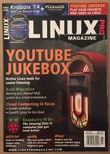 Linux Pro Magazine YouTube Jukebox Raid Migration CoreOS Nov 2014 FREE SHIPPING!