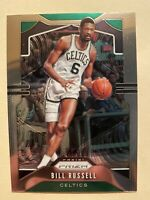 2019-20 Panini Prizm Bill Russell #21 - ** MINT! WOW!! MUST SEE!!! **