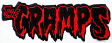 x2 Vinyl Stickers 15cm cramps rockabilly psychobilly laptop retro sick bad elvis