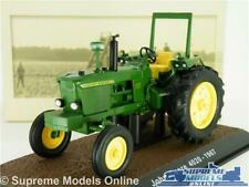 JOHN DEERE 4020 TRACTOR MODEL VEHICLE 1:32 SCALE 1967 IXO 7517009 GREEN FARM K8