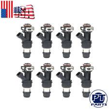 New Fuel Injectors for 2001-2007 GMC Cadillac & Chevrolet 4.8L 5.3L 6.0L 8pcs