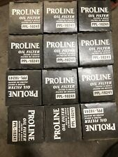(1) OEM ProLine PPL-10241 Replacement Oil Filter.  13 Filters Available