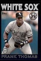 2021 Series 1 1986 Topps Baseball Blue #86B-50 Frank Thomas - Chicago White Sox