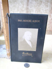 PAUL REVERE ALBUM,1900,Howard W. Spurr