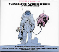 Pink Floyd's Wish You Were Here Symphonic CD NEW/SEALED London Orion Orchestra