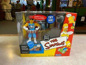Simpsons WOS MOE'S TAVERN PLAYSET w/ DUFFMAN 2002 NEW NIP Playmates Environment