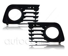 2004-2009 Toyota Prius Lower Grille Fog Light Cover Bezel Pair Set