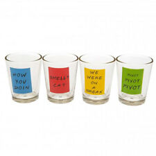 Friends - Shot Glass Set (4 Pack) - GIFT